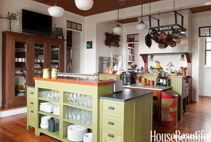 12 gam mau hoan hao cho phong bep 6c7985fe6d Những gam màu cực hot cho phòng bếp