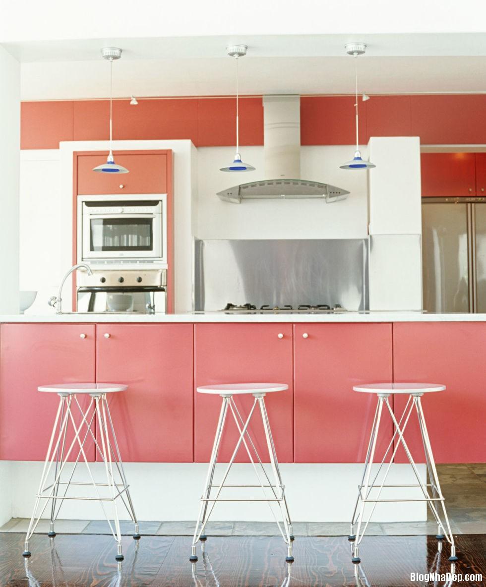12 gam mau hoan hao cho phong bep 83d056c3e9 Những gam màu cực hot cho phòng bếp
