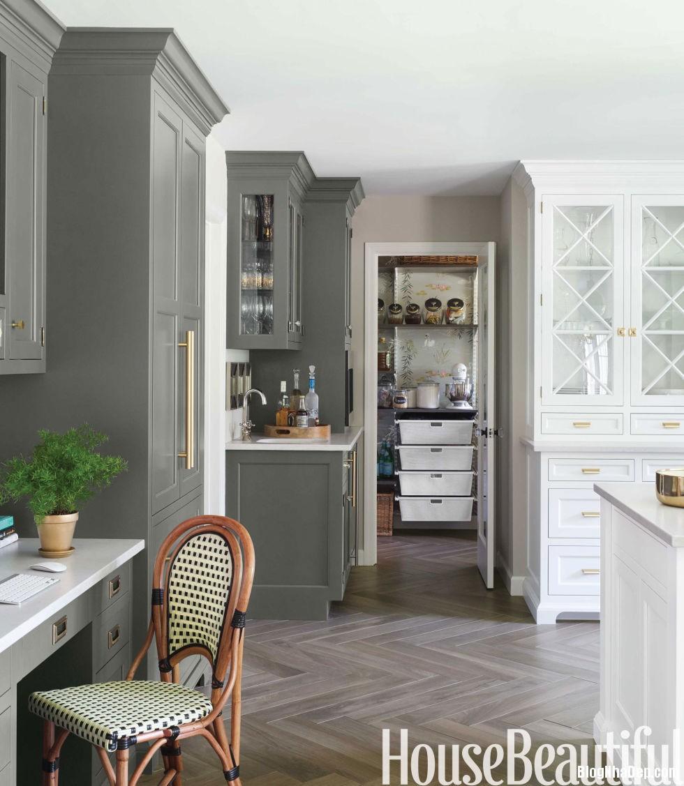 12 gam mau hoan hao cho phong bep b097b16b71 Những gam màu cực hot cho phòng bếp