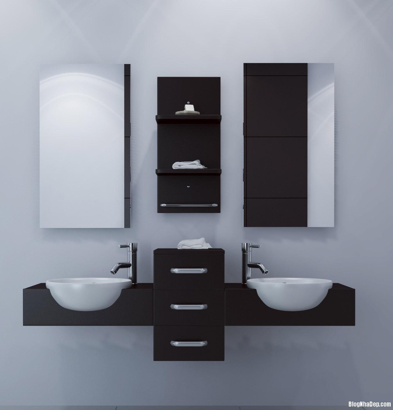 nhung y tuong goi y cho phong tam hien dai 2f10941fc3 Những ý tưởng tươi mới cho phòng tắm hiện đại