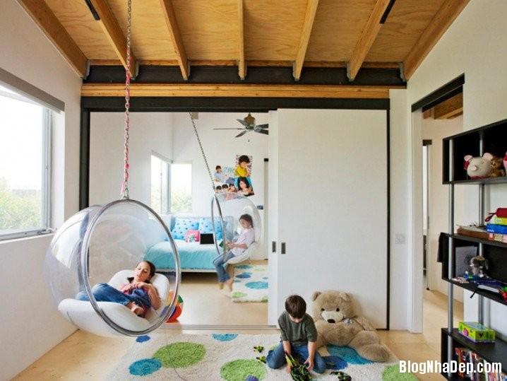 122002648 665d Tận dụng góc phòng bố trí không gian vui chơi cho bé