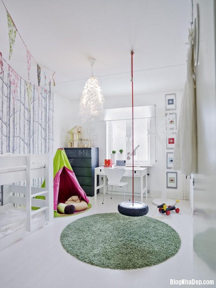 132002649 d10e Tận dụng góc phòng bố trí không gian vui chơi cho bé