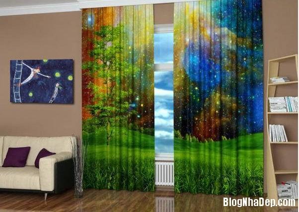 201412090814352141 Trang trí nhà với mẫu rèm cửa thật xinh