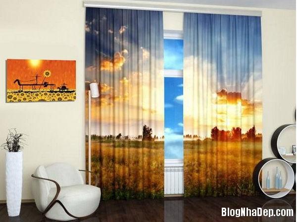 20141209081439192 Trang trí nhà với mẫu rèm cửa thật xinh
