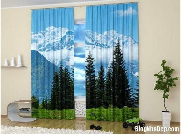 20141209081443965 Trang trí nhà với mẫu rèm cửa thật xinh