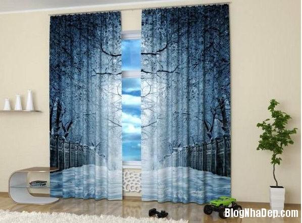 20141209081448536 Trang trí nhà với mẫu rèm cửa thật xinh