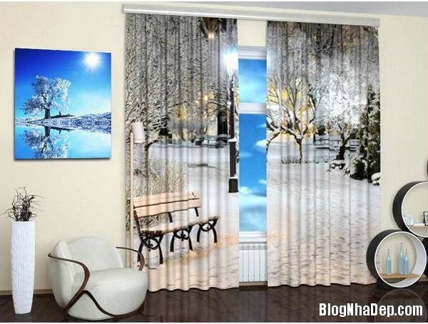 20141209081450580 Trang trí nhà với mẫu rèm cửa thật xinh