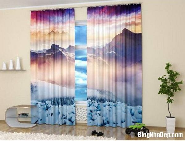 20141209081453076 Trang trí nhà với mẫu rèm cửa thật xinh