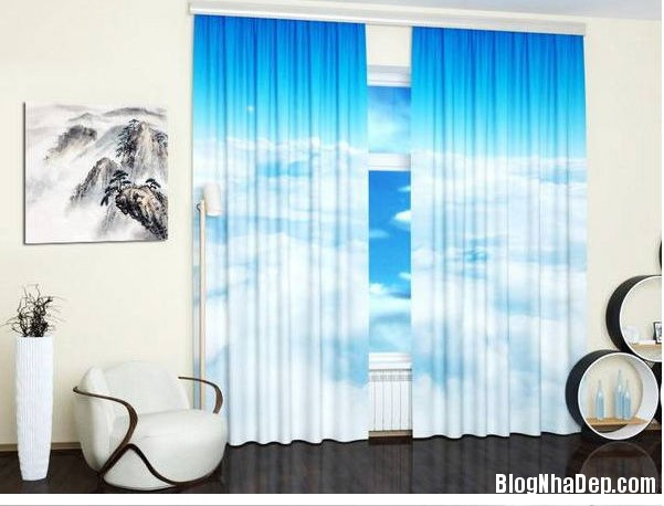 20141209081455665 Trang trí nhà với mẫu rèm cửa thật xinh