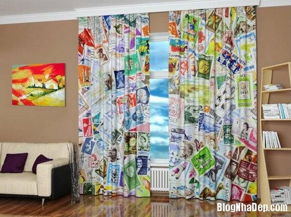 20141209081509674 Trang trí nhà với mẫu rèm cửa thật xinh