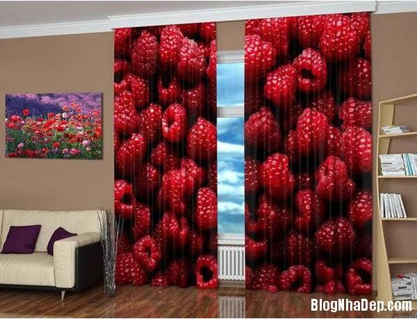 20141209081513434 Trang trí nhà với mẫu rèm cửa thật xinh