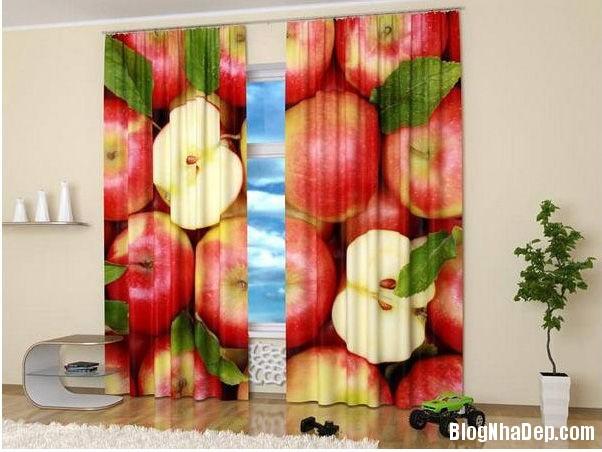 20141209081515353 Trang trí nhà với mẫu rèm cửa thật xinh