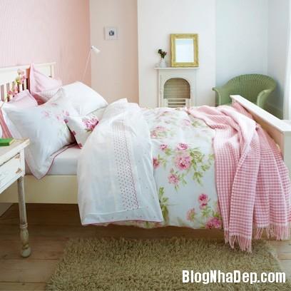 32 af46 Trang trí nhà ở điệu đà với gam màu hồng