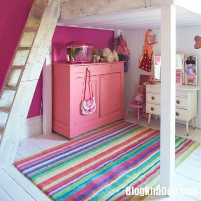 42 98a6 Trang trí nhà ở điệu đà với gam màu hồng