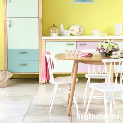 66 a38a Trang trí nhà ở điệu đà với gam màu hồng