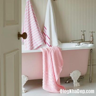 70 4949 Trang trí nhà ở điệu đà với gam màu hồng