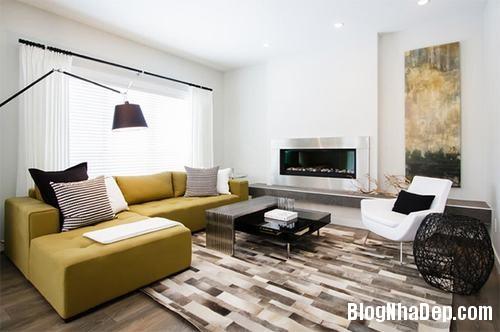 92011500 6189 Những mẫu ghế sofa bắt mắt cho phòng khách