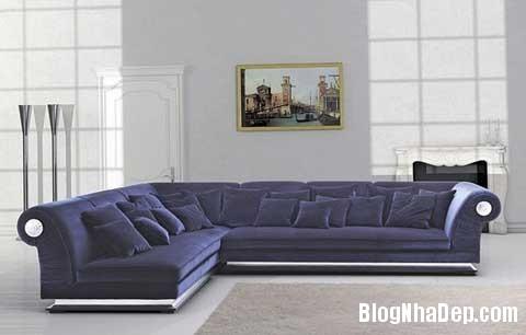 Sofa diem nhan cho khong gian phong khach 4 Tạo điểm nhấn cho phòng khách với sofa