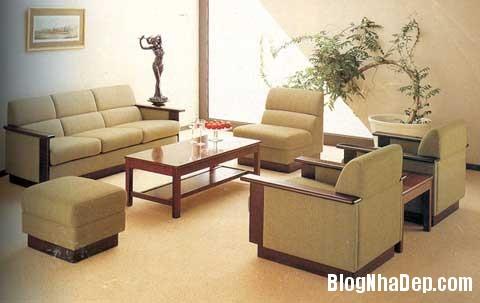 Sofa diem nhan cho khong gian phong khach 6 Tạo điểm nhấn cho phòng khách với sofa