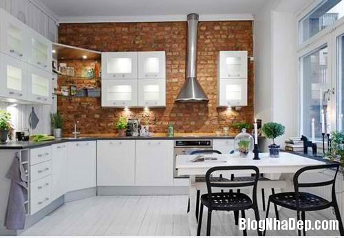 gach2 Nguyên tắc chọn màu sắc cho gạch lát tường phòng bếp