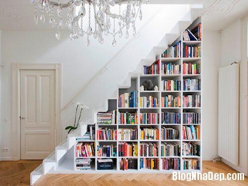nhung goc doc sach tuyet voi 5 Những góc đọc sách đẹp mê ở mọi nơi trong nhà