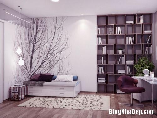 nhung goc doc sach tuyet voi 6 Những góc đọc sách đẹp mê ở mọi nơi trong nhà