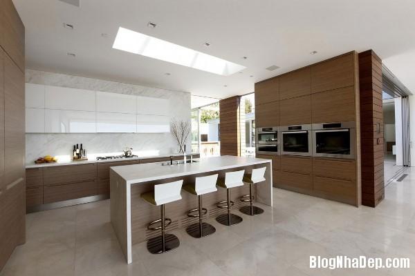 phiendaivoikhainiemkhonggianmo201506042214549527 e096 Những không gian bếp đẹp thu hút ánh nhìn