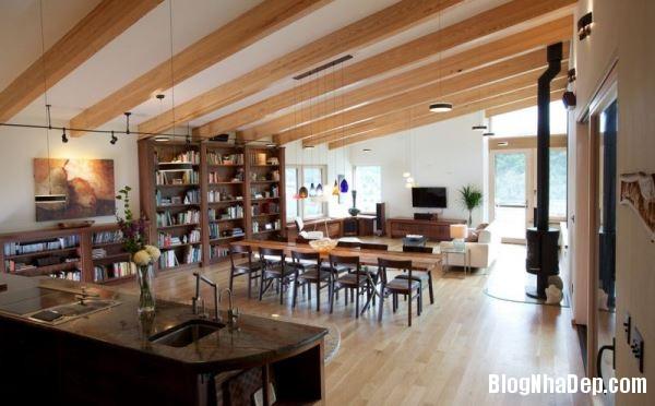 phiendaivoikhainiemkhonggianmo201506042217412822 8e38 Những không gian bếp đẹp thu hút ánh nhìn