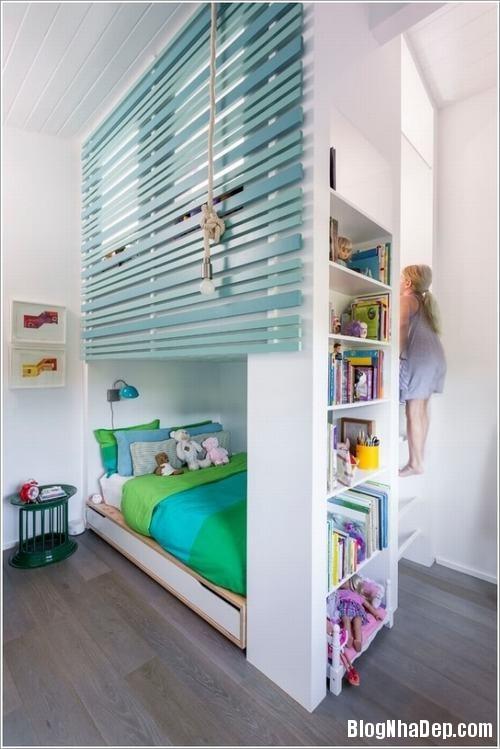 10 7268 Cách bố trí tối ưu diện tích cho phòng của trẻ