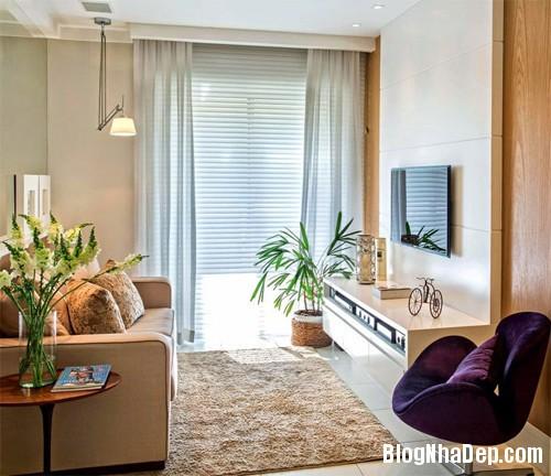 20150126075742183 Các ý tưởng trang trí cho phòng khách nhỏ
