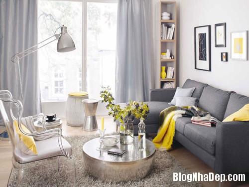 20150126075751465 Các ý tưởng trang trí cho phòng khách nhỏ