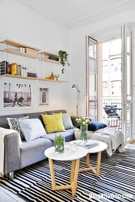 20150126075806108 Các ý tưởng trang trí cho phòng khách nhỏ