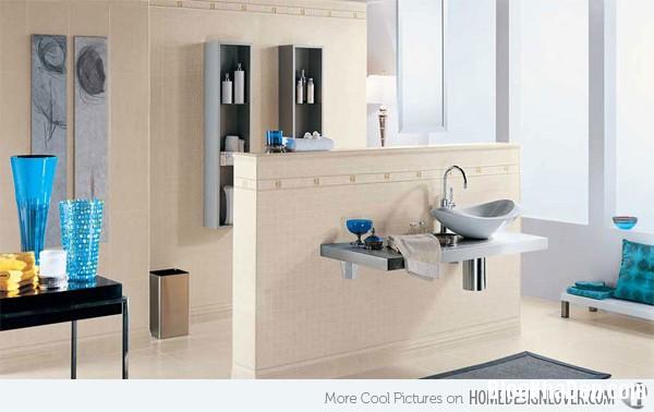 3bdb67a278193be95d2a12b0149b56e1 Những mẫu phòng tắm sang trọng và hiện đại với gạch men