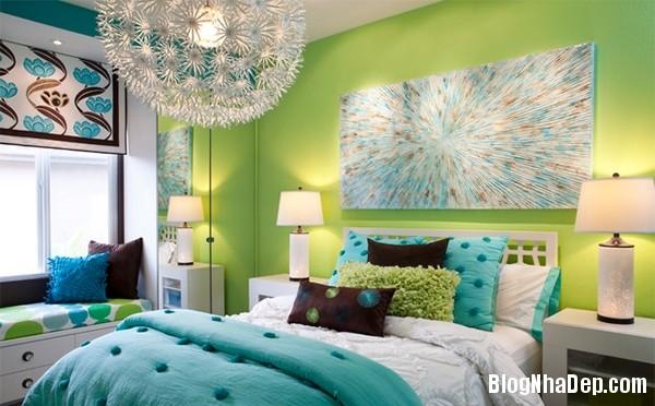 55b7ec008ffddad75067763e95566663 Trang trí phòng ngủ với gam màu vàng chanh