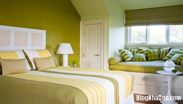 62ede203173b3739ea85728146df9779 Trang trí phòng ngủ với gam màu vàng chanh