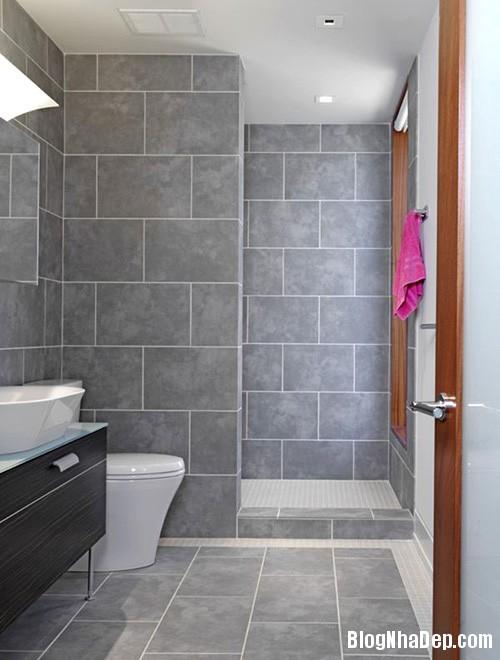 gach lat san cho phong tam 2 Chọn gạch lát sàn sang trọng cho phòng tắm
