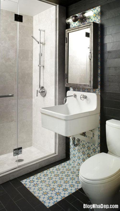 gach lat san cho phong tam 4 Chọn gạch lát sàn sang trọng cho phòng tắm