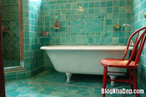 gach lat san cho phong tam 5 Chọn gạch lát sàn sang trọng cho phòng tắm